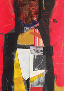 Laurence Chandler, abstract art, expressionism, graphiti gems, maryland, original art, mixed media
