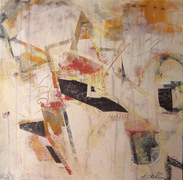 laurence chandler, notes in the wind, original art for sale, fine art, abstract, washington dc