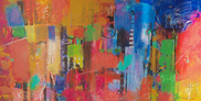 laurence chandler, successions, art for sale, abstract, acrylic, washington dc, maryland artist,